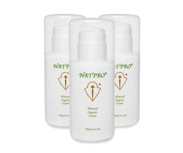 Natpro airless dispenser