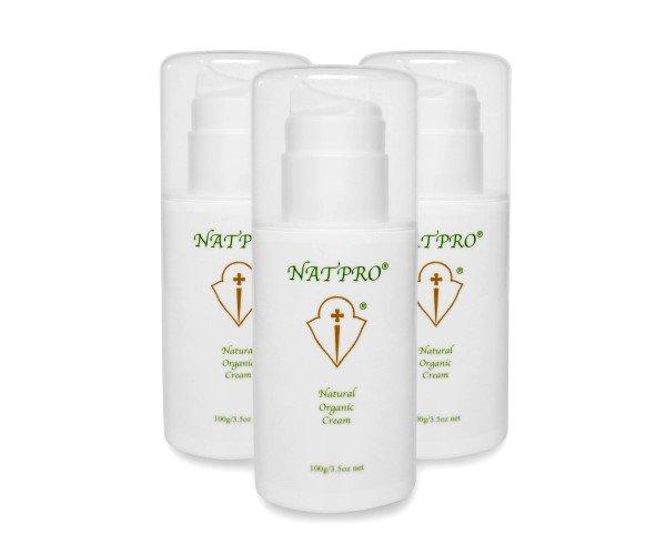 Natpro airless dispenser