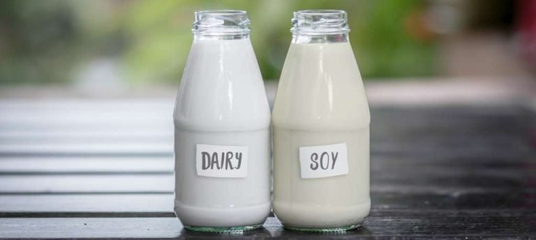 Soy Milk is a Phytoestrogen that causes Estrogen Dominance